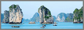 Vietnam Travel Destinations